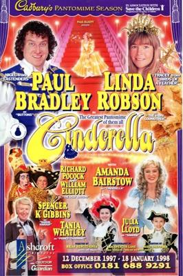 FLYER PANTO CHRISTMAS CINDERELLA FLYER PANTO CHRISTMAS PAUL BRADLEY LINDA ROBINSON; DEC 1997; 199712FA