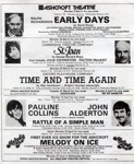 FAIRFIELD DIARY CONTENTS PAGE APRIL 1981 PAULINE COLLINS JOHN ALDERTON MELODY IN ICE; APR 1981; 198104FC