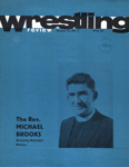 PROGRAMME WRESTLING REV MICHAEL BROOKS; FEB 1970; 197002BE