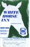 FLYER CODA WHITE HORSE INN; OCT 1966; 196610BK