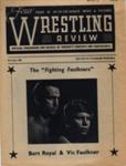 PROGRAMME WRESTLING VIC FAULKNER BERT ROYAL; APR 1964; 196404BI