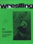 PROGRAMME WRESTLING IAN CAMPBELL SCOTLAND; FEB 1969; 196902BE