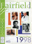 FAIRFIELD DIARY FEBRUARY 1998 PAM AYERS, DICKIE BIRD, PETULA CLARK AND DANIEL O'DONNELL; FEB 1998; 199802BB