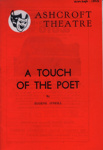 PROGRAMME A TOUCH OF THE POET EUGENE O'NEILL; SEP 1963; 196309BI