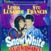 FLYER PANTO CHRISTMAS SNOW WHITE LINDA LUSARDI STU FRANCIS; DEC 1992; 199212FE