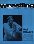 PROGRAMME WRESTLING PAT ROACH; SEP 1969; 196909BB