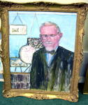 Portrait of Tom Esplin; George Bulleid (1916-), New Zealand; Unknown