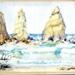 Coastal Study; Lula Currie (1917-1996); Unknown