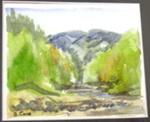 Waipori Range; Barbara Cave (1917-1996), New Zealand; Unknown