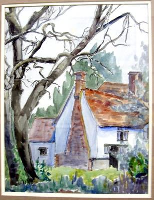 Near East Berghott; Lula Currie (1917-1996); Unknown
