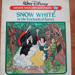 Walt Disney Snow White picture book