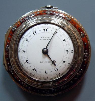 Watch; Isaac Rogers; C. 1797; BSEMS: 1992.8.8