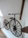 bone shaker bicycle; 1869AD; 1980.96.1006