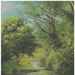 Postcard, 'Springtime on the Ching Epping Forest' Art postcard, coloured, used, date '14.3.07' Printer Langsdorff & Co, 19, City Road, London E.C. Copyright No 671 Message: 'To Miss Bennett From Dolly, with love. Miss Bennett' Posted to:  '105 Somerset Rd Walthamstowe' (sic); LGQEH.2016.79