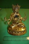 Bronze deity found in Epping Forest; T3