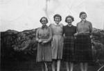 Applecross Group of Friends; c.1950; 2011.31