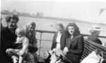 Ferry boat ride; c.1947; 2011.106
