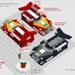 """Car"" Lego case for Raspberry Pi computer; Eric Baird; 2012; 2012-08-01"