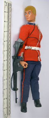 'Action Man' doll; Palitoy; 1978; 11133