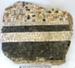 Roman mosaic fragment ; AD 200-400; 1921.1021