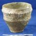 Tripartite urn; 2000-1800 BC; 1922.1705