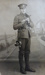 Ernest Andrews of Whitwell, photograph; 1914×18; 13339
