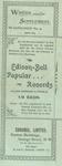 Edison-Bell Popular Records Catalogue 1902-03