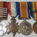 Medal set of S Bird