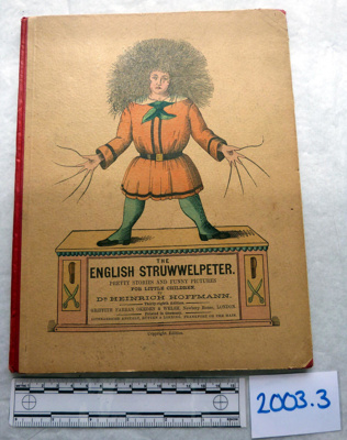 The English Struwwelpeter; 2003.3