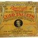 Rawleigh Quinine Bromide Laxative Cold Tablets. ; American Manufacturer; 1920s-1930s; Fincham Collection 187