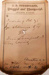 1880 Prescription for a Cough Expectorant Medication from Northcraft Drug House in Abilene, KS (USA).; A.G. Northcraft, Abilene, KS Druggist; 11/2/1880; Fincham Collection 232