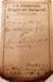 1880 Prescription for a Cough Expectorant Medication from Northcraft Drug House in Abilene, KS (USA).; A.G. Northcraft, Abilene, KS Druggist; 11/2/1880; Fincham Collection 232