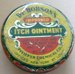 Dr. Hobson's Improved Itch Ointment; Pfeiffer Chemical Company; 1920; Fincham Collection 320