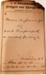 1880 Prescription for Cough Mixture from Northcraft Drug House in Abilene, KS (USA).; A.G. Northcraft, Abilene, KS Druggist; October 24, 1880; Fincham Collection 225