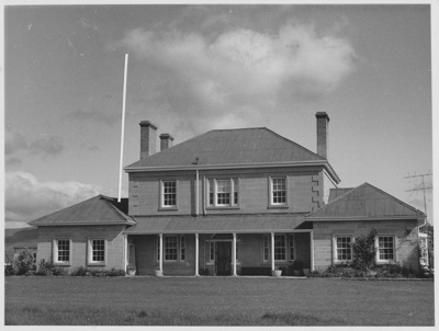 'Cawood', Ouse, Tasmania; Unknown; 1963; TSO00018184