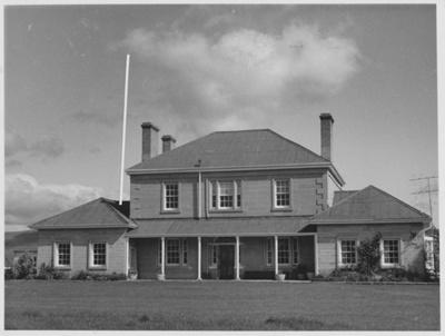 'Cawood', Ouse, Tasmania; Unknown; 1963; TSO00018184