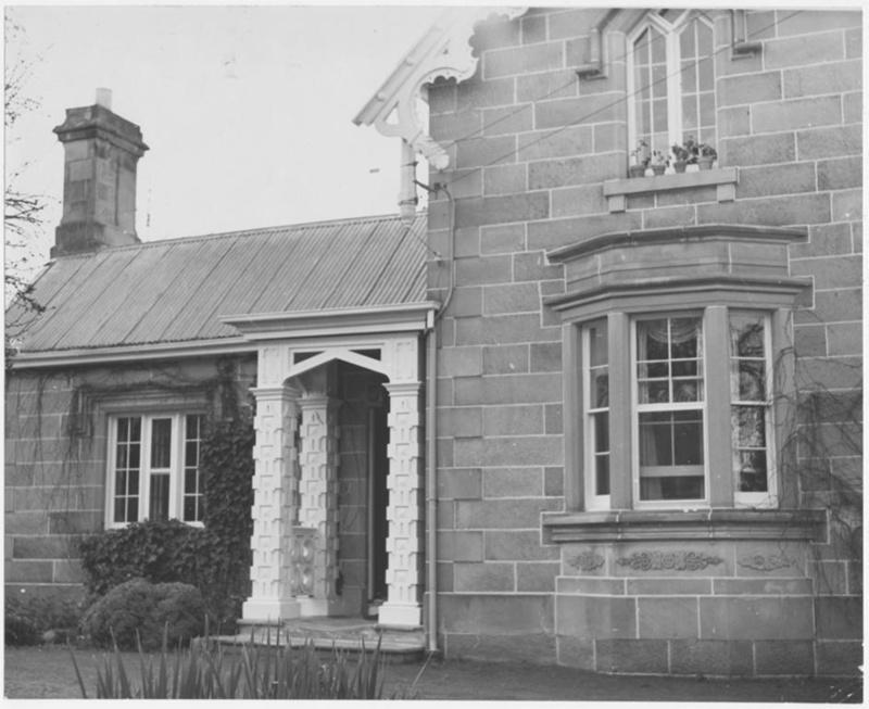 Cawarra, Risdon Road, New Town; from National Trust of Australia (Tasmania)