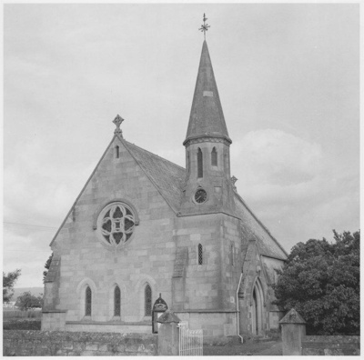'St John's Church of England', Ross, Tasmania; Unknown; c. 1970s; TSO00018683.1