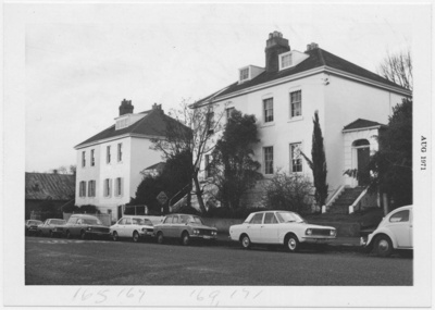 165 - 171 St John Street, Launceston, Tasmania.; Unknown; 1971;