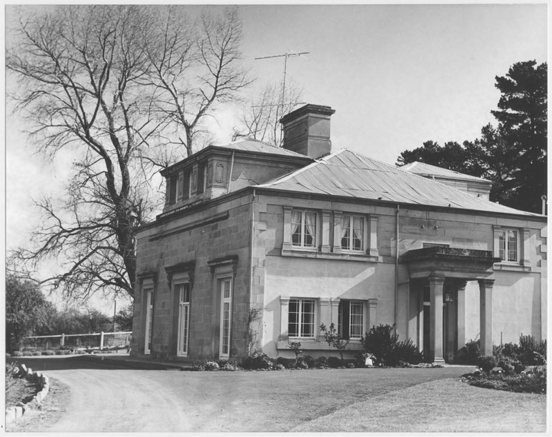 Bothwell Australia  city pictures gallery : Wentworth House', Bothwell, Tasmania; Unknown; 1963; TSO00018206 ...