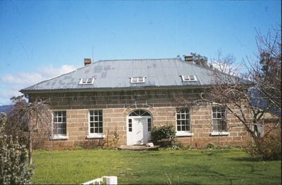 'Plassey', Ross, Tasmania; Orr, Allan; September 1981; TSO00019602