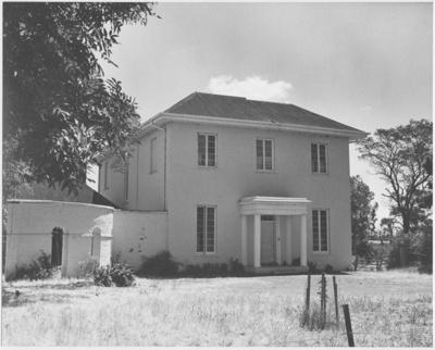 'Longford House', Longford, Tasmania.; Unknown; c. 1960s; TSO00018457.1