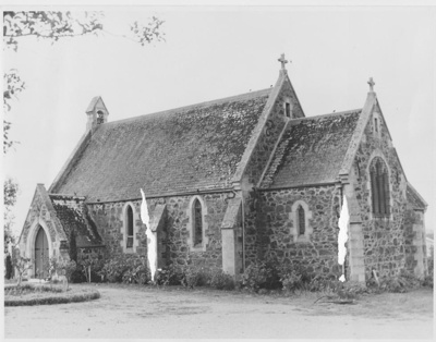 All Saints Church of England, Swansea, Tasmania; Unknown; 1963; TSO00018353