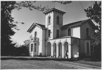 'Northbury', Longford, Tasmania; Department of Film Production; c. 1965; TSO00017922