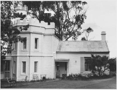 Shot Tower, Taroona, Tasmania; Thwaites, Jack; 1963; TSO00018398