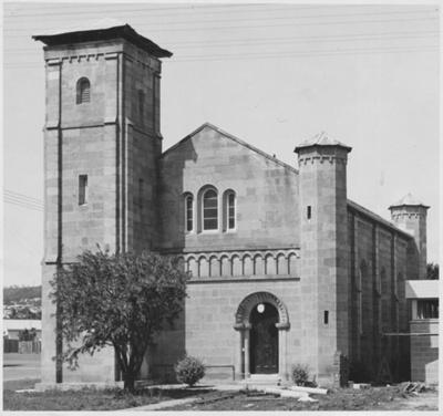 St. Matthews Presbyterian Church, Glenorchy, Tasmania; Unknown; 1963; TSO00018372