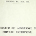 Register of Assistance To Private Enterprise; CAICH/CRDC/03