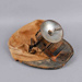 Miner's Carbide Lamp Cap ; Universal Lamp Co., Chicago, Illinois, T.R. Jones Co, Wilkes-Barre, PA; 2659