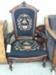 Armchair; Unknown; 1855-1875; ec1015