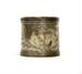 Silver Napkin Ring; 1875-1925; M.V.C13